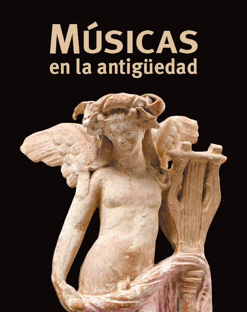 'Music in Antiquity' at the CaixaForum, Madrid