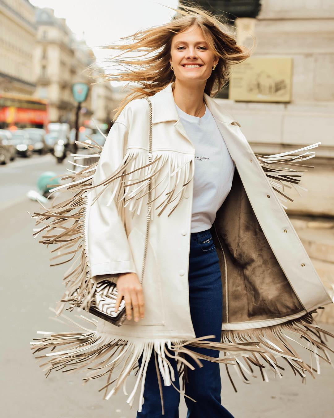 The Fringe Jacket is the Missing Piece Your Closet Needs