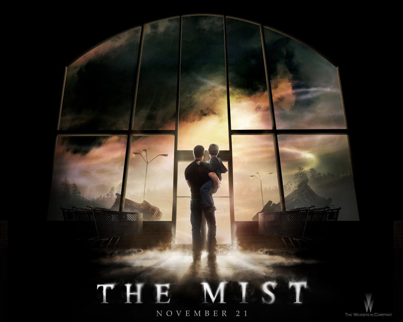 Gary Dobbs at the tainted archive: Halloween Movies - The Mist