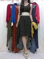 Maxi Duyung Polka SOLD OUT