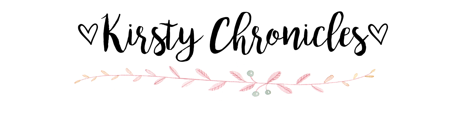 Kirsty Chronicles | The Book Blog