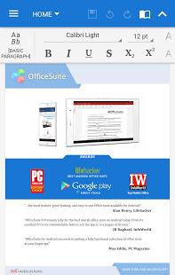 OfficeSuite Pro + PDF Apk Full Version