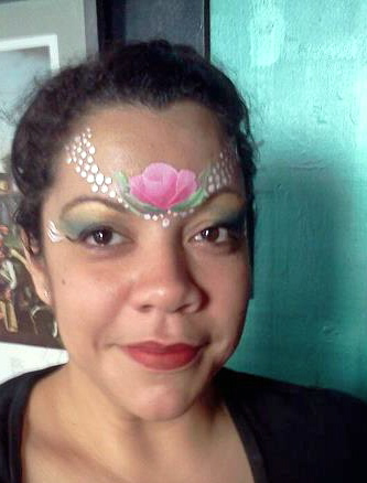 Monsters Mermaids Face Painting Cinco De Mayo Face Painting At