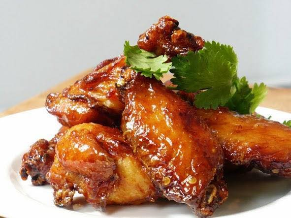 Resepi Ayam Karamel