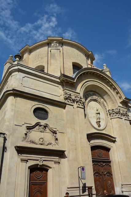 Avignon church