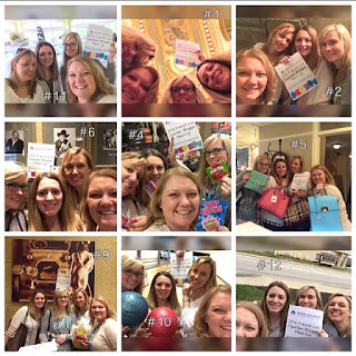 French Lick Blogger Meet-up 2016 Scavenger Hunt