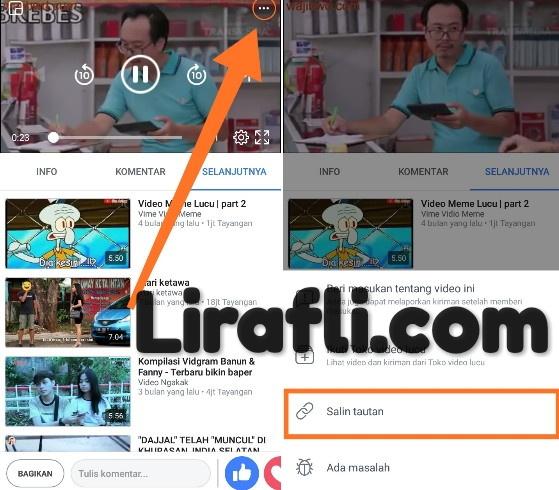 Cara Download Video Di Facebook Android Tanpa Aplikasi - Masrezi