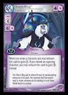 My Little Pony Storm King, Conniver Seaquestria and Beyond CCG Card