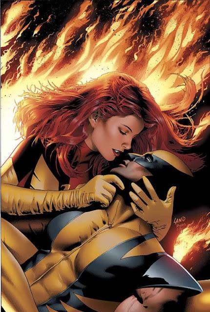 A paixão de Wolverine