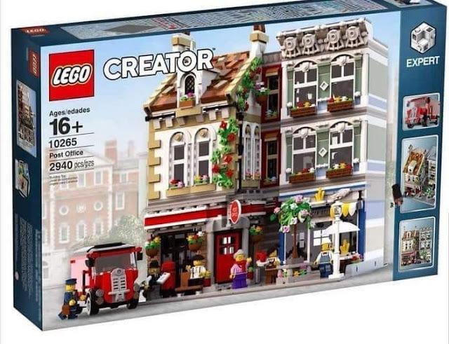 Sgbulkbricksblogspotcom Lego 2019 Modular Building