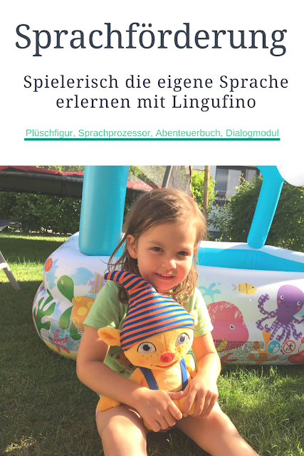 Sprachförderung ab 4 Jahren