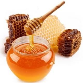 Memutihkan kulit muka dengan madu