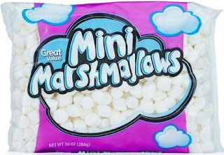 Mini Marshmallow do Walmart