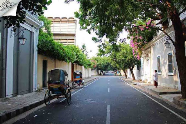 Pondicherry Road