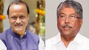 अजित पवार, चंद्रकांत पाटील,  Ajit Pawar, Chandrakant Patil :