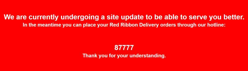 Red Ribbon Delivery