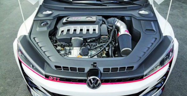 2018 Volkswagen  Beetle Engine