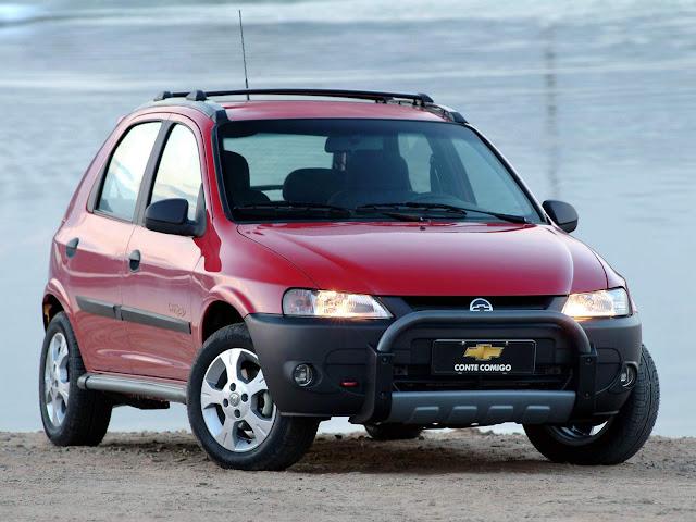 Chevrolet Celta 2003 usado