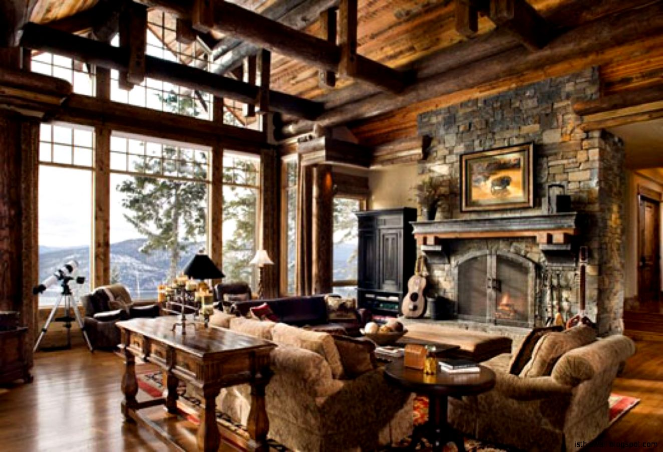 Western Home Interior Design | This Wallpapers