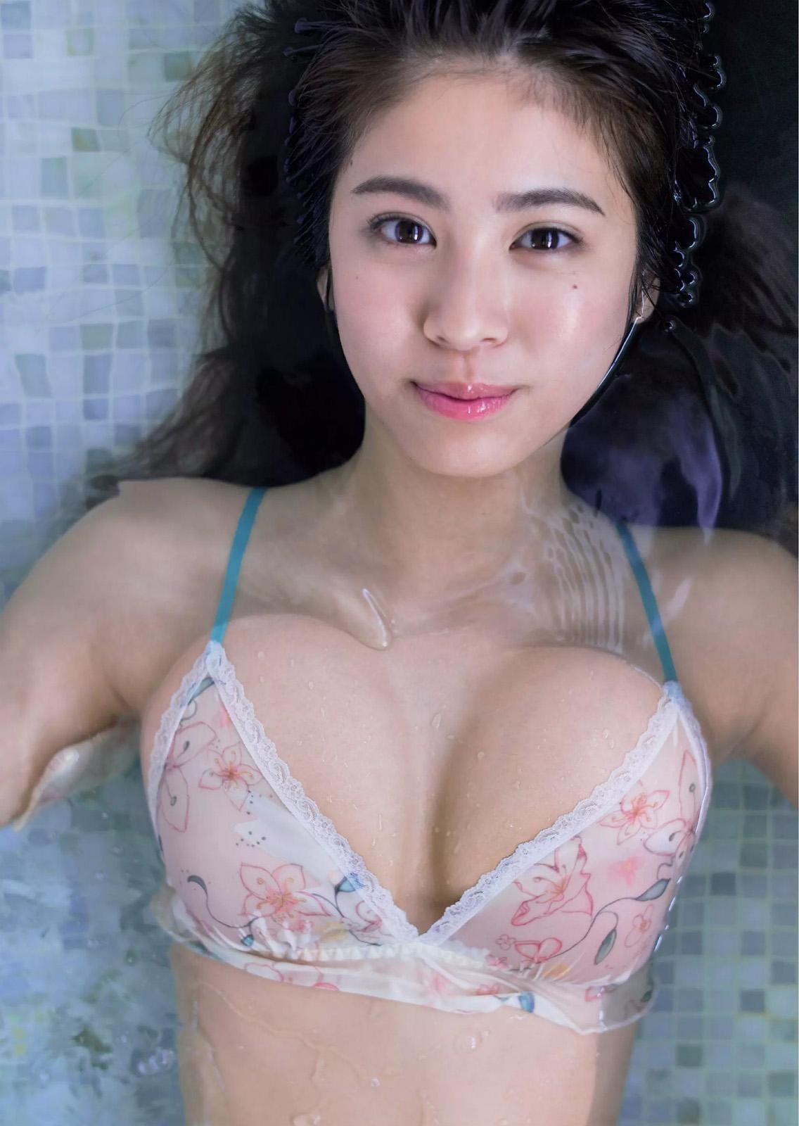 Runa Sawakita 澤北るな, Weekly Playboy 2017 No.37 (週刊プレイボーイ 2017年37号)