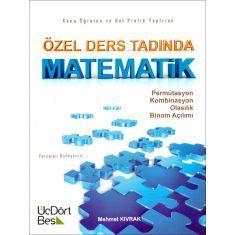 ÜçDörtBeş Özel Ders Tadında Matematik Permütasyon Kombinasyon Olasılık Binom Açılımı