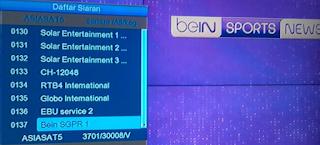 beIN Sports SGPR 1