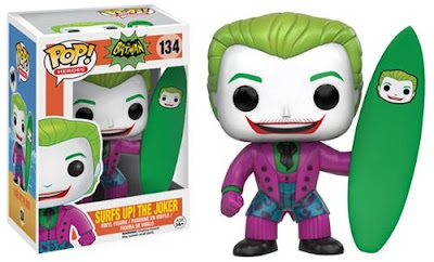"Batman 1966 ""Surfs Up"" The Joker Pop! Vinyl Figure by Funko"