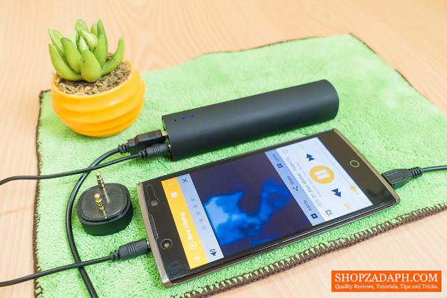 power jam speaker power bank review - powerjam speaker power bank review