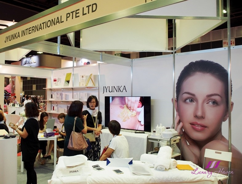 beautyasia 2016 jyunka skincare products