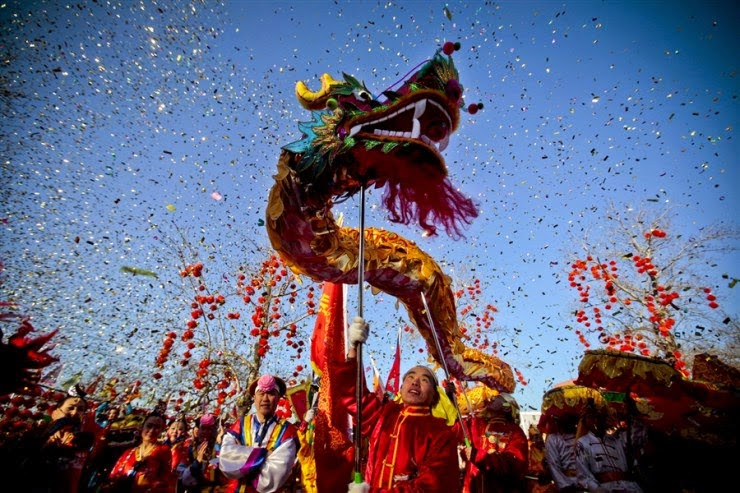 8. Chinese New Year, China - 29 Colorful Festivals and Celebrations Around the World