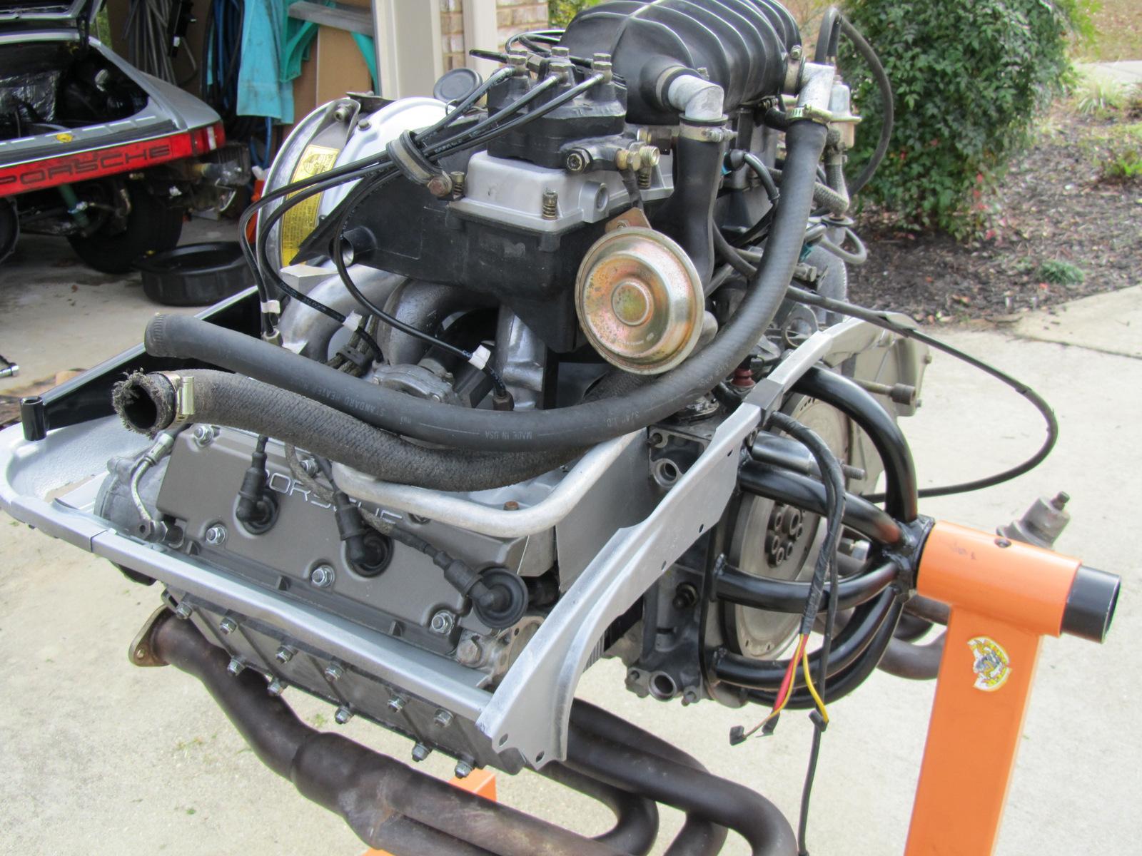 1975 Porsche 911 Targa Rebuild: Ebay Engine Yoke update