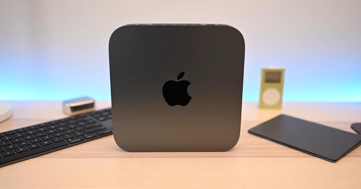 Обзор компьютера Apple Mac mini (2018) - TECHNODOR ...