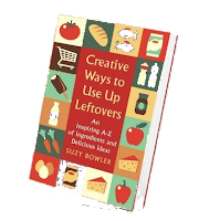 recipes, ideas, handy hints, cook's treats, snacks for leftover food