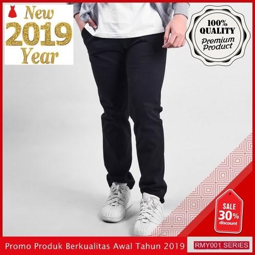 RMY225C37 Celana Panjang Chino Casual Keren A Per BMGShop