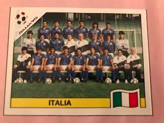 Nazionale Italia nel mondiale 90