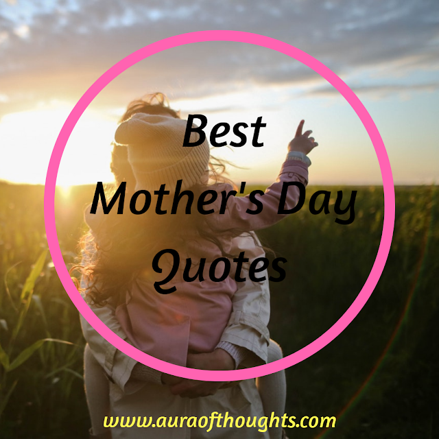 Quotes for Mother - MeenalSonal