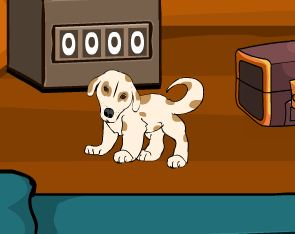 NsrGames Puppy Escape Wal…