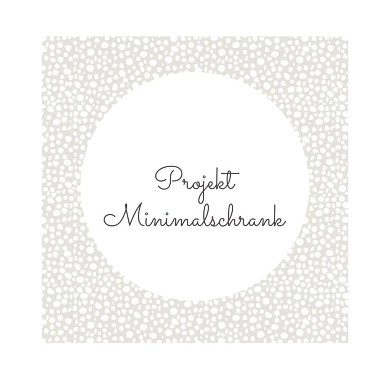 Machen Statt Kaufen Projekt Minimalschrank Teil 2