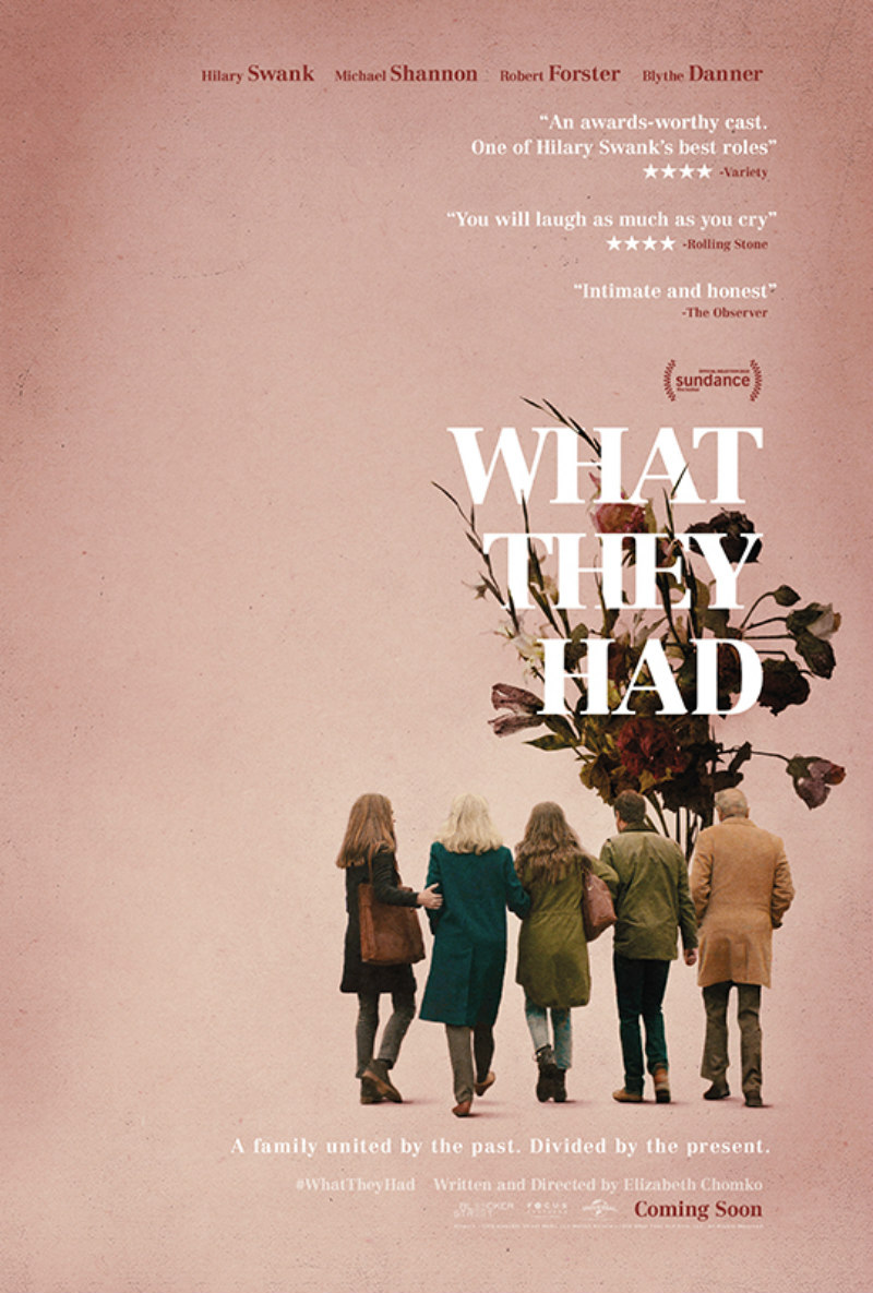what they had film poster