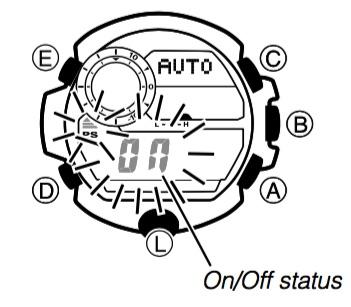 G-Shock Rangeman: Radio Controlled Atomic Timekeeping : To