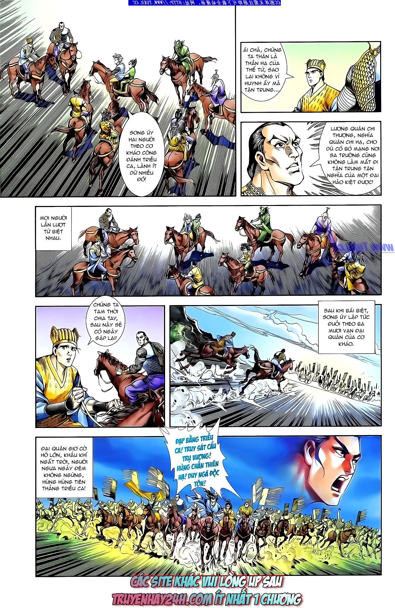 Cơ Phát Khai Chu Bản chapter 132 trang 30