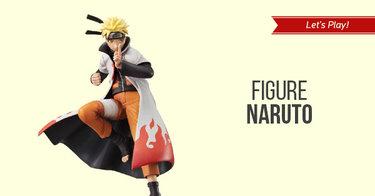 Beli Figure Naruto Online, Ini Cara Mudah dan Amannya!
