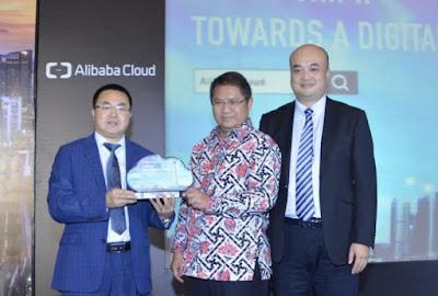 Alibaba Cloud Resmi Beroperasi di Indonesia