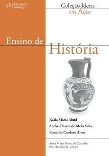 livro ensino de história abud vainfas