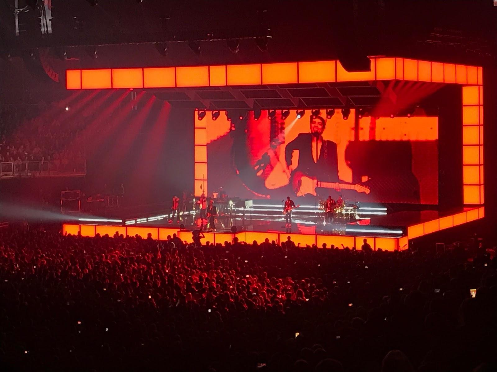 Bruno Mars - 24k Magic Tour @ O2 Arena