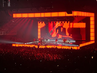 Bruno Mars - 24k Magic Tour @ O2 Arena