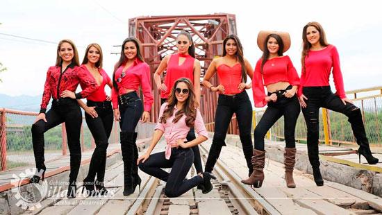 Representante de Uriondo se retira del Miss Tarija 2017 por falta de apoyo económico
