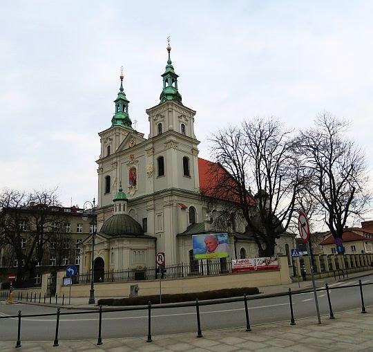 Bazylika św. Floriana w Krakowie.