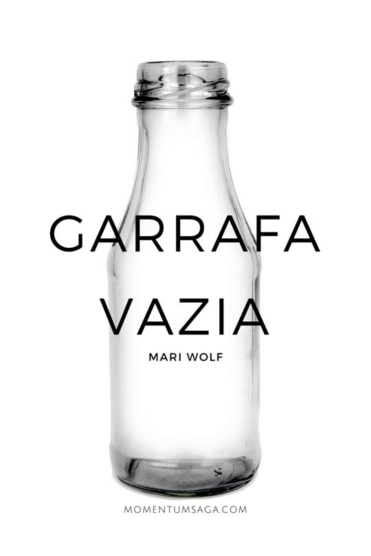 Garrafa Vazia Mari Wolf