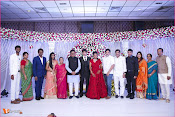 Celebs At Prabhu Tej and Varsha Wedding-thumbnail-4